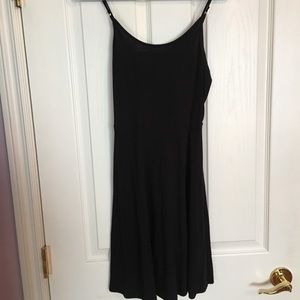 Spaghetti Strap Dress with Back Details